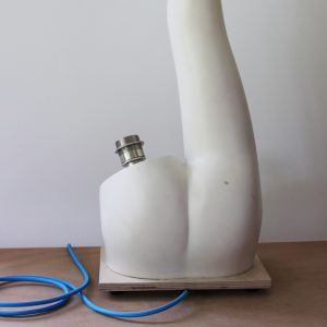 mannequin lamp mannequin light up cycled floor lamp